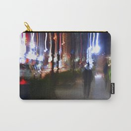 Winter Nights & City Lights Carry-All Pouch