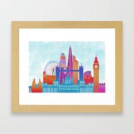 London Dreams  Framed Art Print