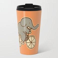 Elephant Cycle Travel Mug
