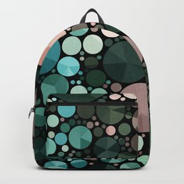 Under the sea - abstract Backpack
