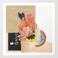 Juice it! Art Print