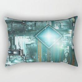 TRON the next generation Rectangular Pillow