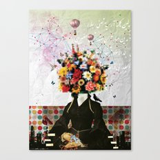 Madame Noon Canvas Print
