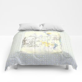 Nothing,my dear, endures Comforters