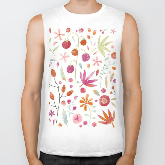 Last of the Crop Biker Tank
