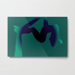Acrobatic #2 Metal Print