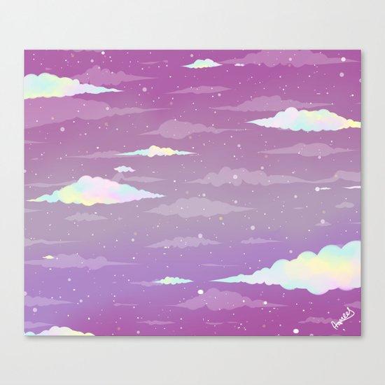 Stars II Canvas Print