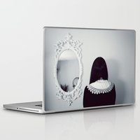 mirror Laptop & iPad Skins featuring Mirror by Bella Harris