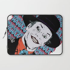You Can Call Me...Joker! Laptop Sleeve