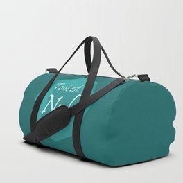 Everything Sucks Duffle Bag