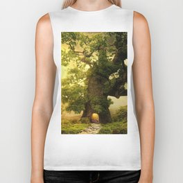 Eternal Tree Biker Tank