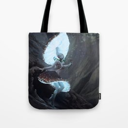 Mushroom Fairy Tote Bag