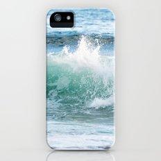 OCEAN WAVE iPhone SE Slim Case