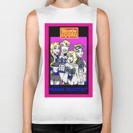 The Blonde Squad! Blonde Roots! Biker Tank
