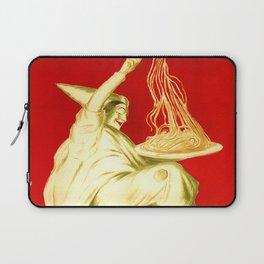 Pasta Baroni Leonetto Cappiello Laptop Sleeve