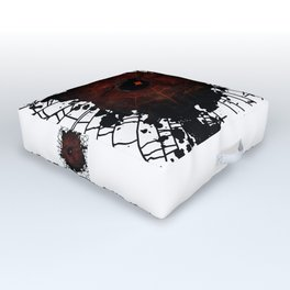 Black Widow (Signature Design) Outdoor Floor Cushion