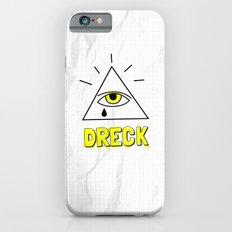 Dreck Illuminati iPhone 6s Slim Case