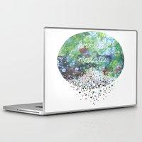 hakuna Laptop & iPad Skins featuring Hakuna Matata by Maria Sh