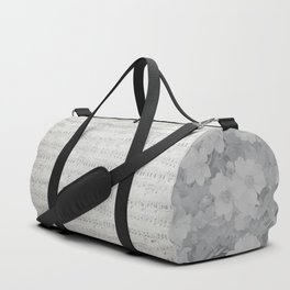 "MUSIC by collection ""Music"" Duffle Bag"