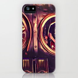 Limelight - Rush - Graphic 2 iPhone Case