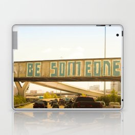 Be Someone Houston Laptop & iPad Skin