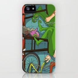 The Elf's Lament iPhone Case