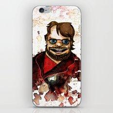 Guillermo del Toro iPhone & iPod Skin
