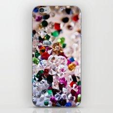 Diamonds 1 iPhone & iPod Skin