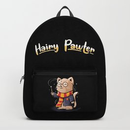 Hairy Pawter Backpack