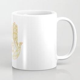 Hamsa - Om symbol Coffee Mug