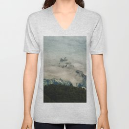 The Call of the Mountain 004 Unisex V-Neck