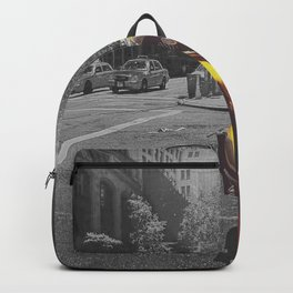 New york cab Backpack