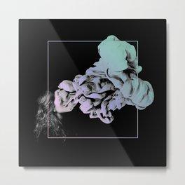 Breathe Til I Evaporate Metal Print