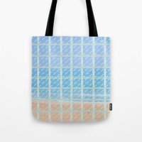 glass Tote Bags featuring Glass by Ana Guillén Fernández