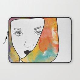 face I Laptop Sleeve