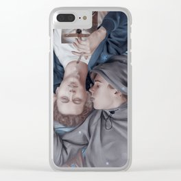 IN THIS UNIVERSE Clear iPhone Case