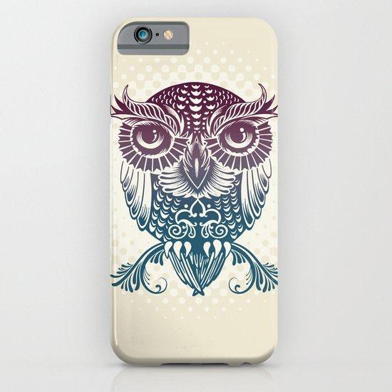 Baby Egyptian Owl iPhone & iPod Case