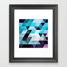 blykk myzzt Framed Art Print