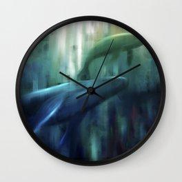 Megaptera Novaeangliae Wall Clock