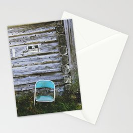 Faust with Nothing Stationery Cards