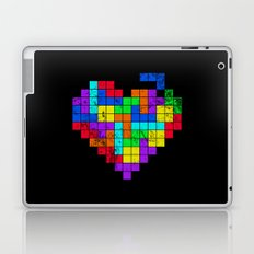The Game of Love -Dark version Laptop & iPad Skin