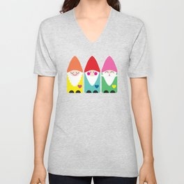 The BFF Gnomes II Unisex V-Neck