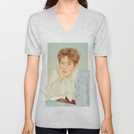 poetic beauty [jaehyun nct] Unisex V-Neck