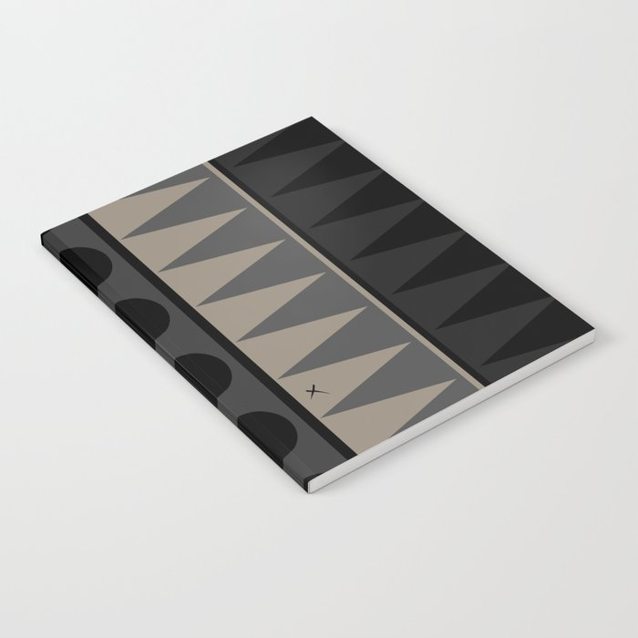 indigenous imprints rezurrect spine notebook by