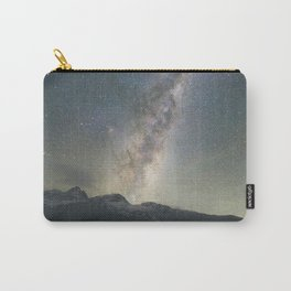 Stars over Mount Aspiring Carry-All Pouch