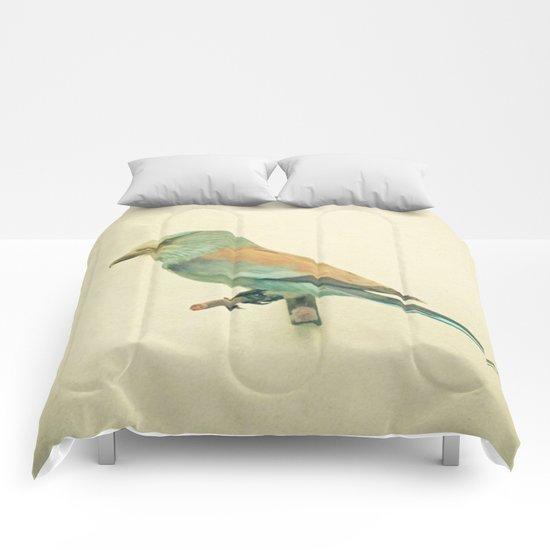 Bird Study #2 Comforters