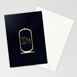 The Weighing of the Heart Stationery Cards