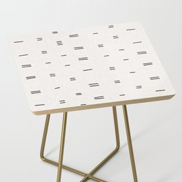 HAMMAH MUDCLOTH Side Table