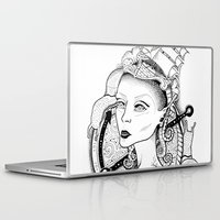 sailor Laptop & iPad Skins featuring SAILOR by • PASXALY •