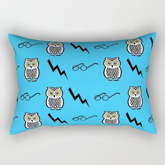A Pattern For Wizards Rectangular Pillow